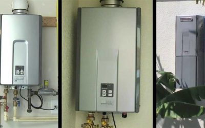 Tank & Tankless Water Heater Systems: What's My Best Choice?